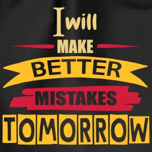 Better Mistakes Tomorrow - Gymtas