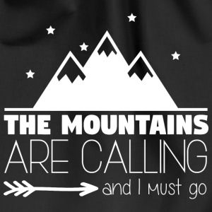 The Mountains are Calling 002 - Gymtas