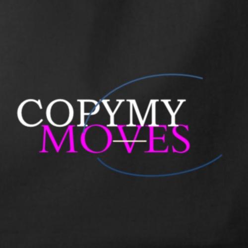CopyMyMoves - Drawstring Bag