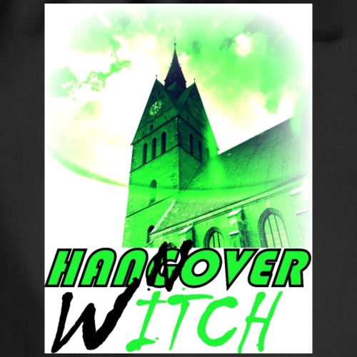 Hangover Witch Green - Hannover Witch Grün - Turnbeutel