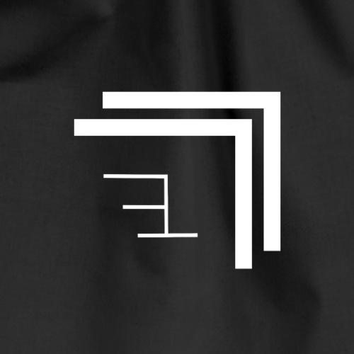 Edgelord Original Logo - Turnbeutel