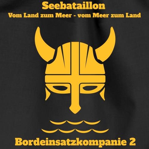 BEK 2 SeeBtl Doppeldesign - Turnbeutel