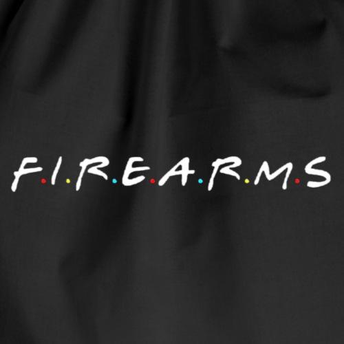 Firearms - Drawstring Bag