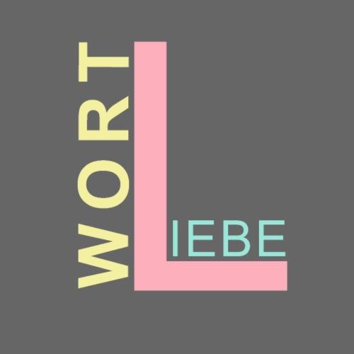 Wortliebe by Schreiberherz - Turnbeutel