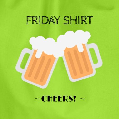 la bière du vendredi - Sac de sport léger