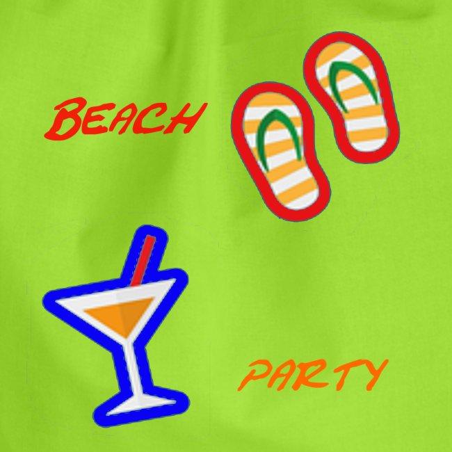 Beach Party Design