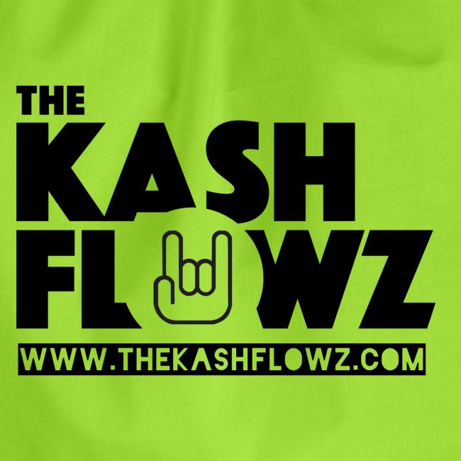 The Kash Flowz Official Web Site Black