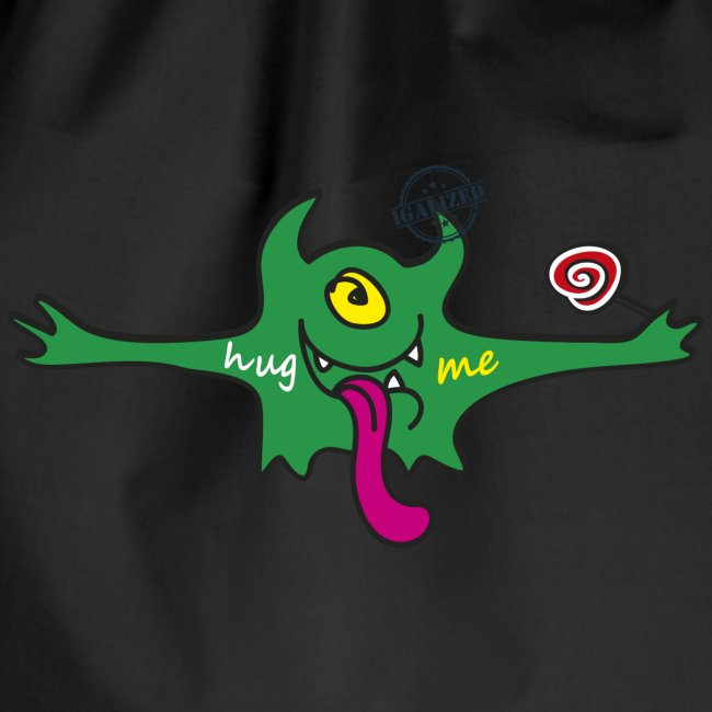 """Hug me"" Monsters Every little monster needs a hug"