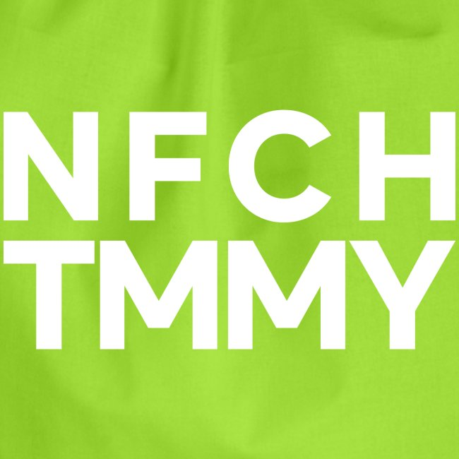Einfach Tommy / NFCHTMMY / White Font