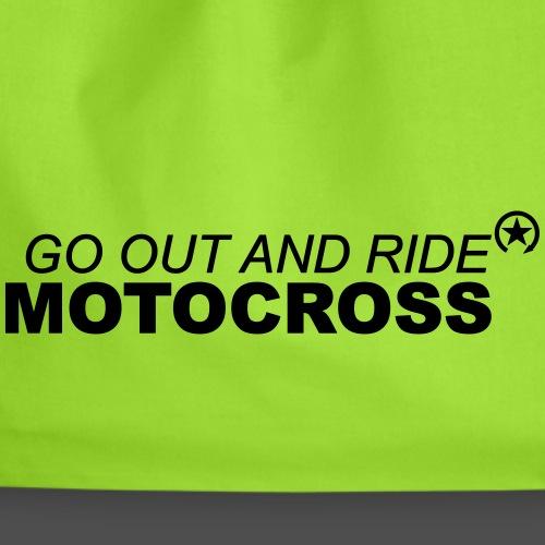 jeździć motocross bk - Worek gimnastyczny