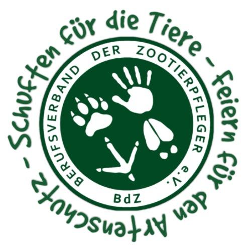 Schuften für die Tiere, Feiern für den Artenschutz - Turnbeutel