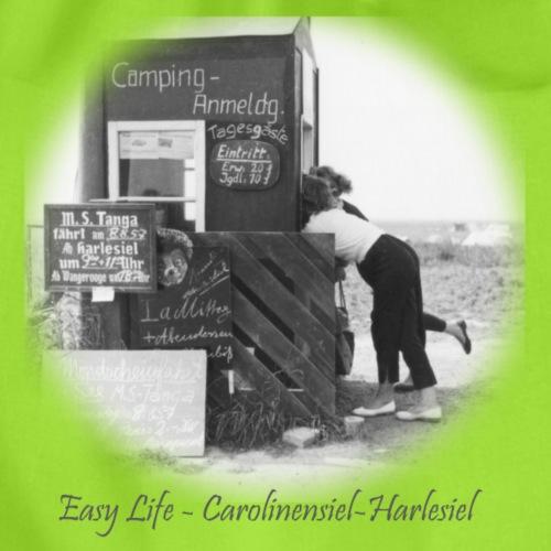 Vintage Camping - Turnbeutel
