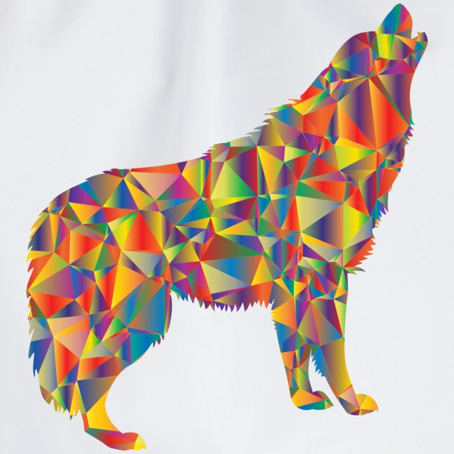 howling colorful