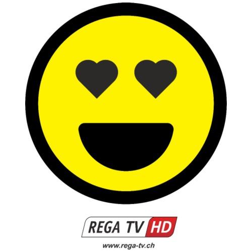 REGA-TV: Smile Herz - Turnbeutel