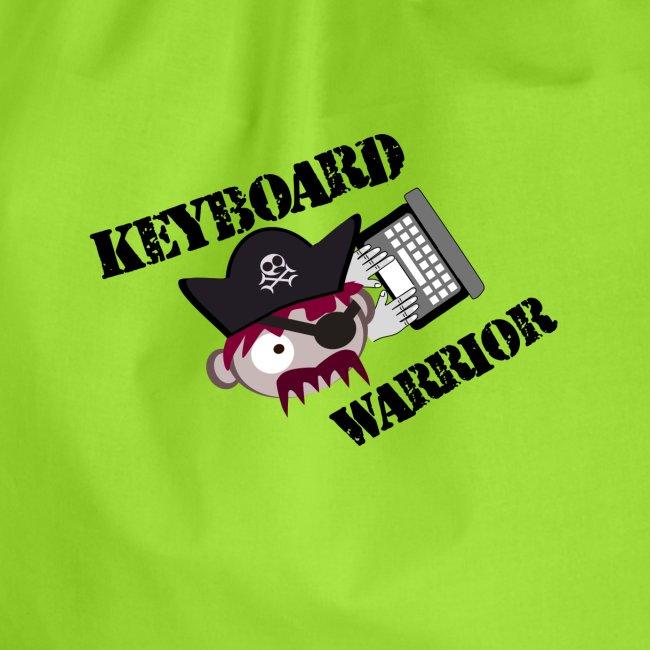 A Real Keyboard Warrior
