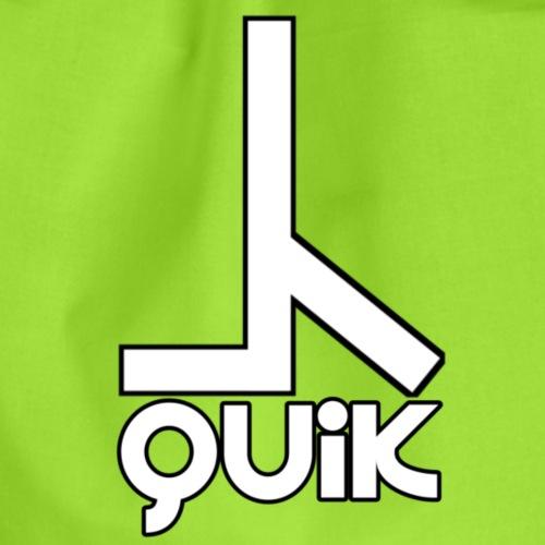 Quik - Logo1 - Turnbeutel