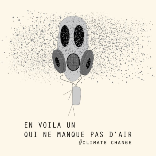 Changement climatique - Pollution