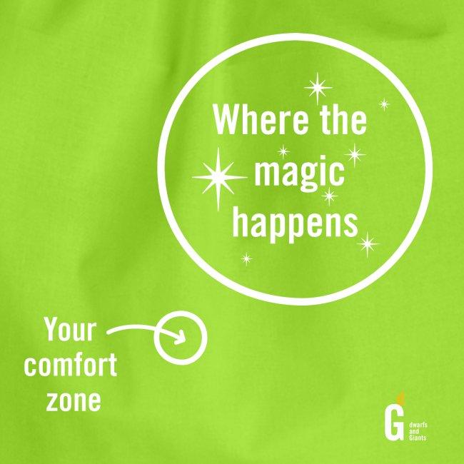 Where the magic happens I