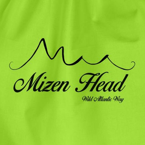 Wild Atlantic Way Ireland Apparel - Mizen Head - Drawstring Bag
