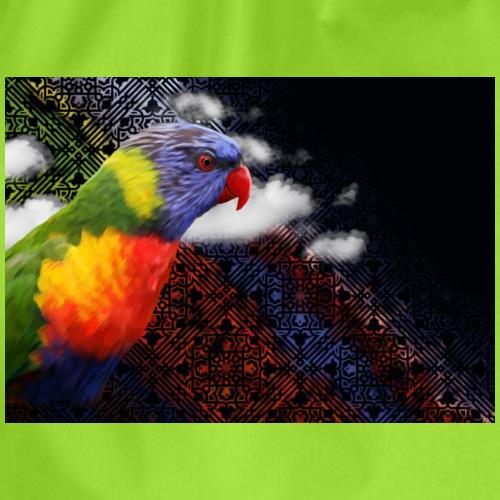 perroquet - Sac de sport léger