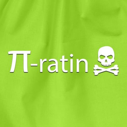 piratin - Turnbeutel