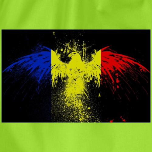 Rumänien - Turnbeutel