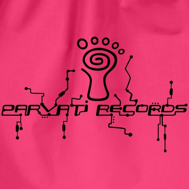 Parvati Records logo