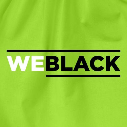 weBlack Original - Turnbeutel