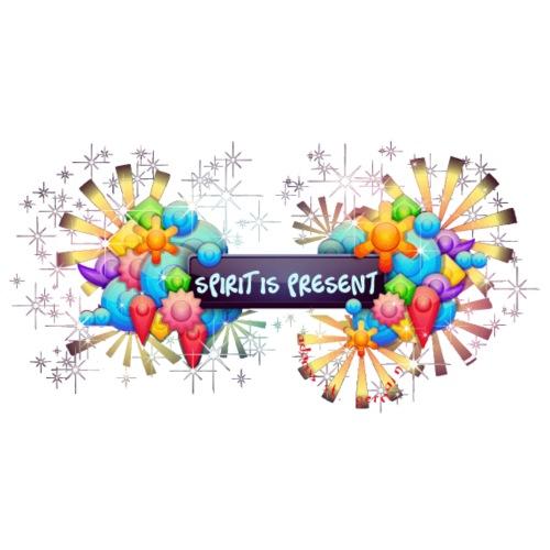 Spirit is Present - Sacca sportiva