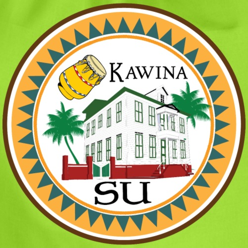 Kawina Republiek Suriname - Gymtas