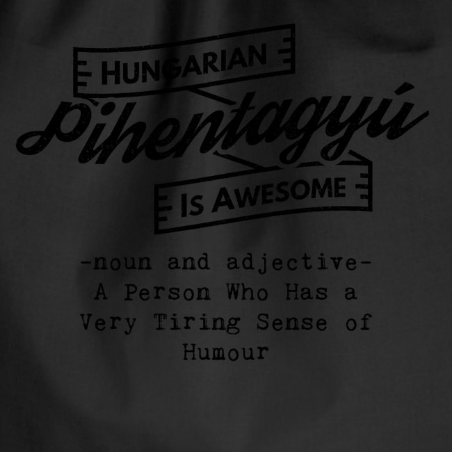 Pientagyu - Hungarian is Awesome (black fonts)