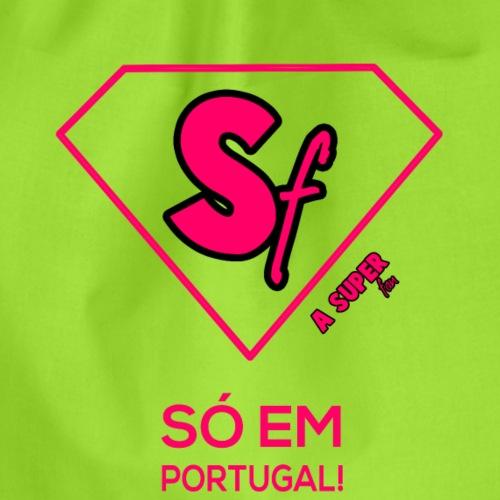 Só em Portugal!