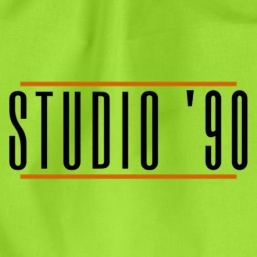 Logo zwart Studio 90