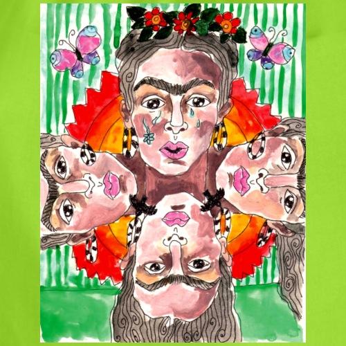 Arte & Pulsion - Fridas - Mochila saco
