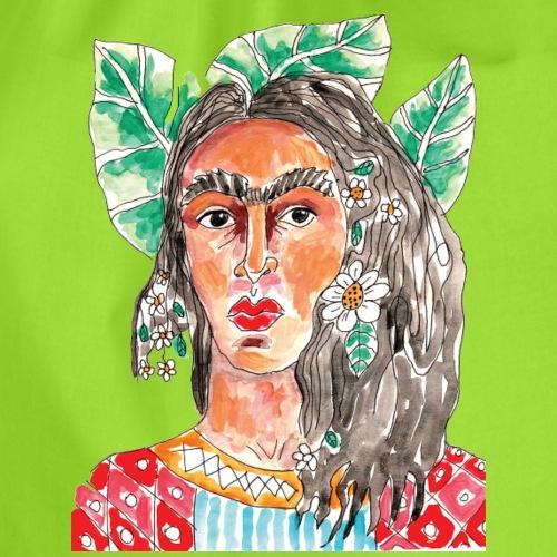 Arte & Pulsion - Frida - Mochila saco
