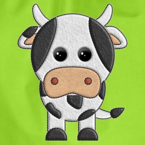 vaquita de peluche vaca cow - Mochila saco