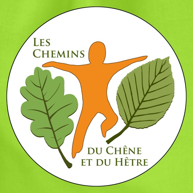 Logo des Chemins du Chêne et du Hêtre