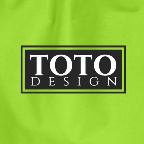 Toto Design Block - Turnbeutel