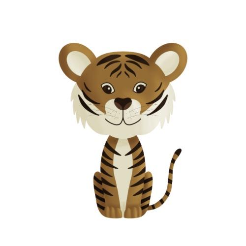 Tiger Monty - Turnbeutel