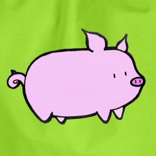 PIG - Drawstring Bag