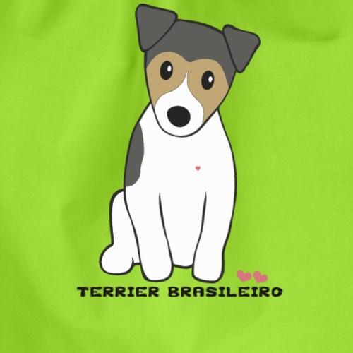 Brazilian Terrier - Gymnastikpåse