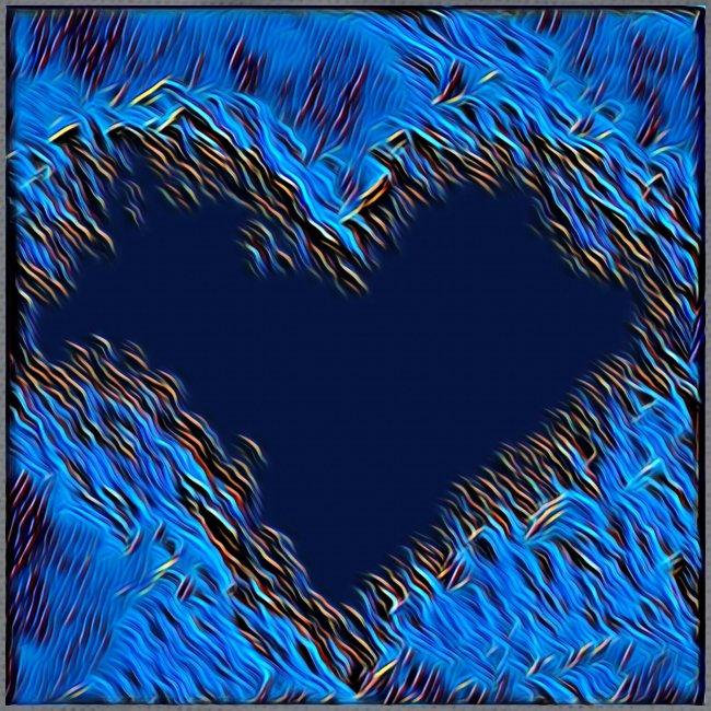 Black hart