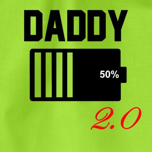 DADDY 2.0 - 50% - Turnbeutel