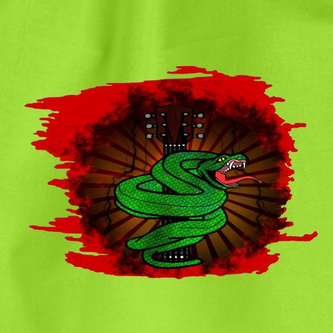 serpent guitare png