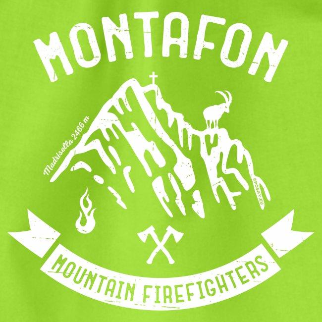 Montafon Edition in Weiß