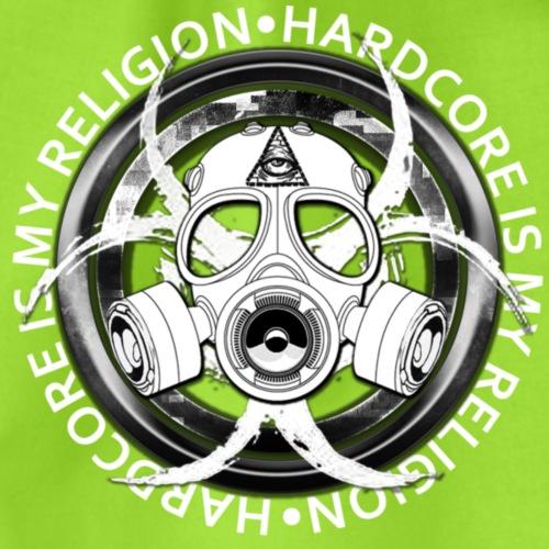 HARD CORE IS MY RELIGION - Sac de sport léger