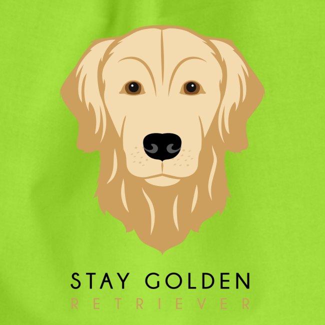 Golden Retriever - Dark
