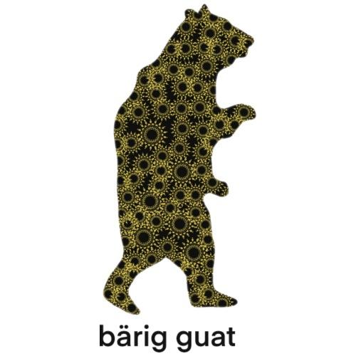 bärig guat - Turnbeutel