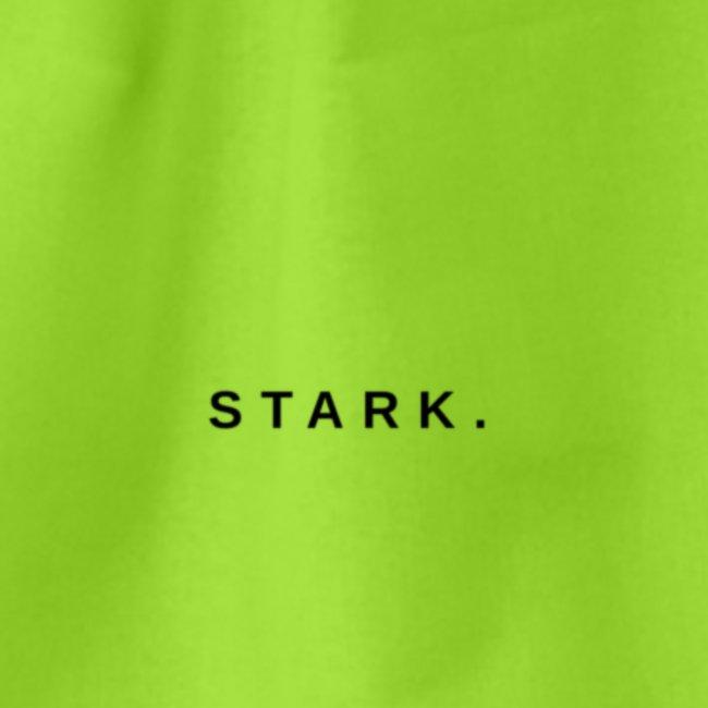 Stark.