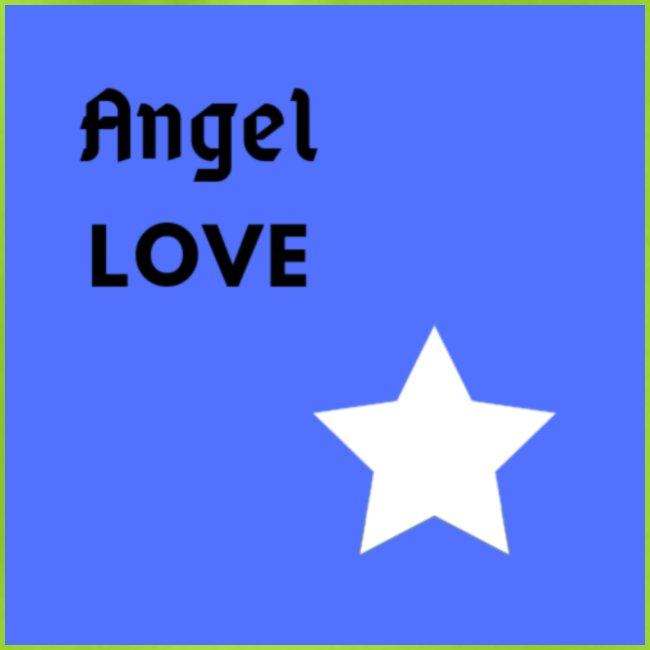 Happy Angel Love